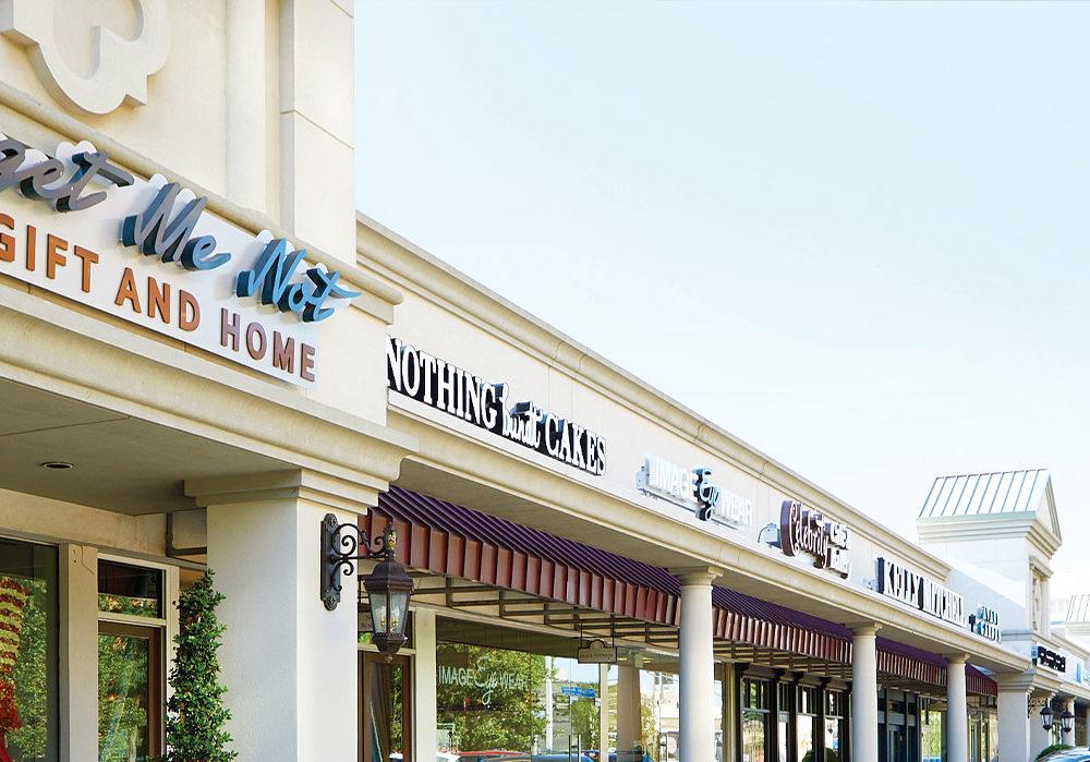 The Shops of Highland Park